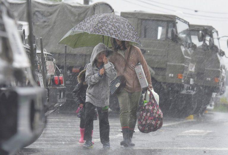 天気予報での雨の強さの表現【人への影響は?】