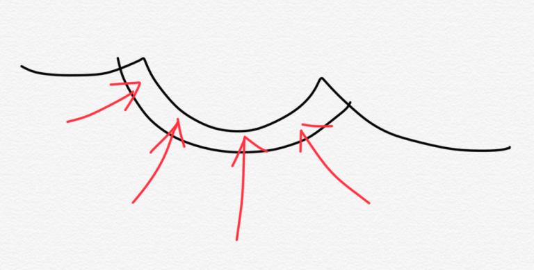 伸びたTシャツの首回りを修復する方法は?