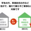 「家族割引」を使えばNHKの受信料が半額に!【家計を同一にする学生や単身赴任者なら利用可能】