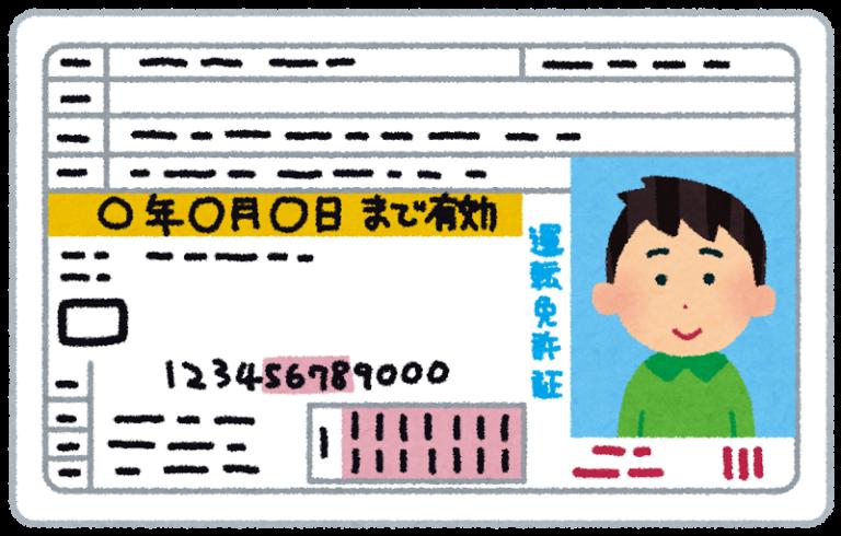 運転免許証の更新をうっかり忘れて期限が過ぎてしまった場合の手続き方法