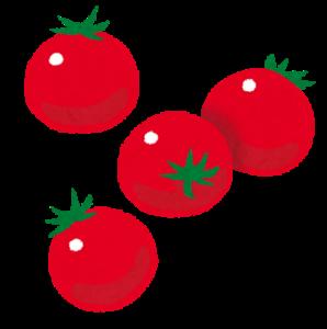 病み上がりにおすすめの食べ物 トマト