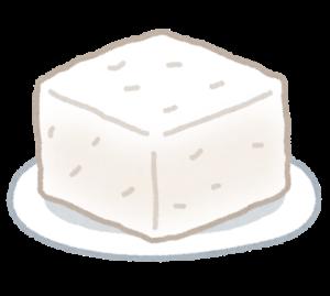 病み上がりにおすすめの食べ物 豆腐