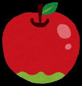 病み上がりにおすすめの食べ物 りんご