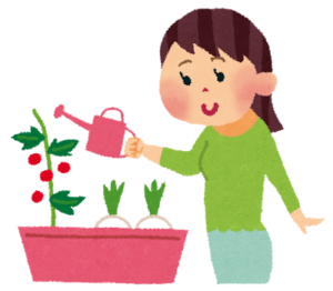 病み上がりにおすすめの食べ物 家庭菜園