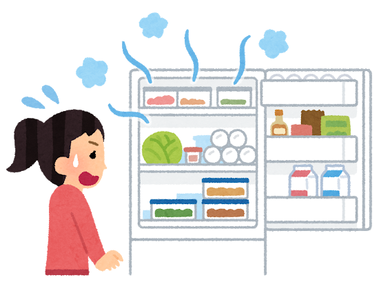 冷蔵庫の中でカビが発生するのを防ぐ方法
